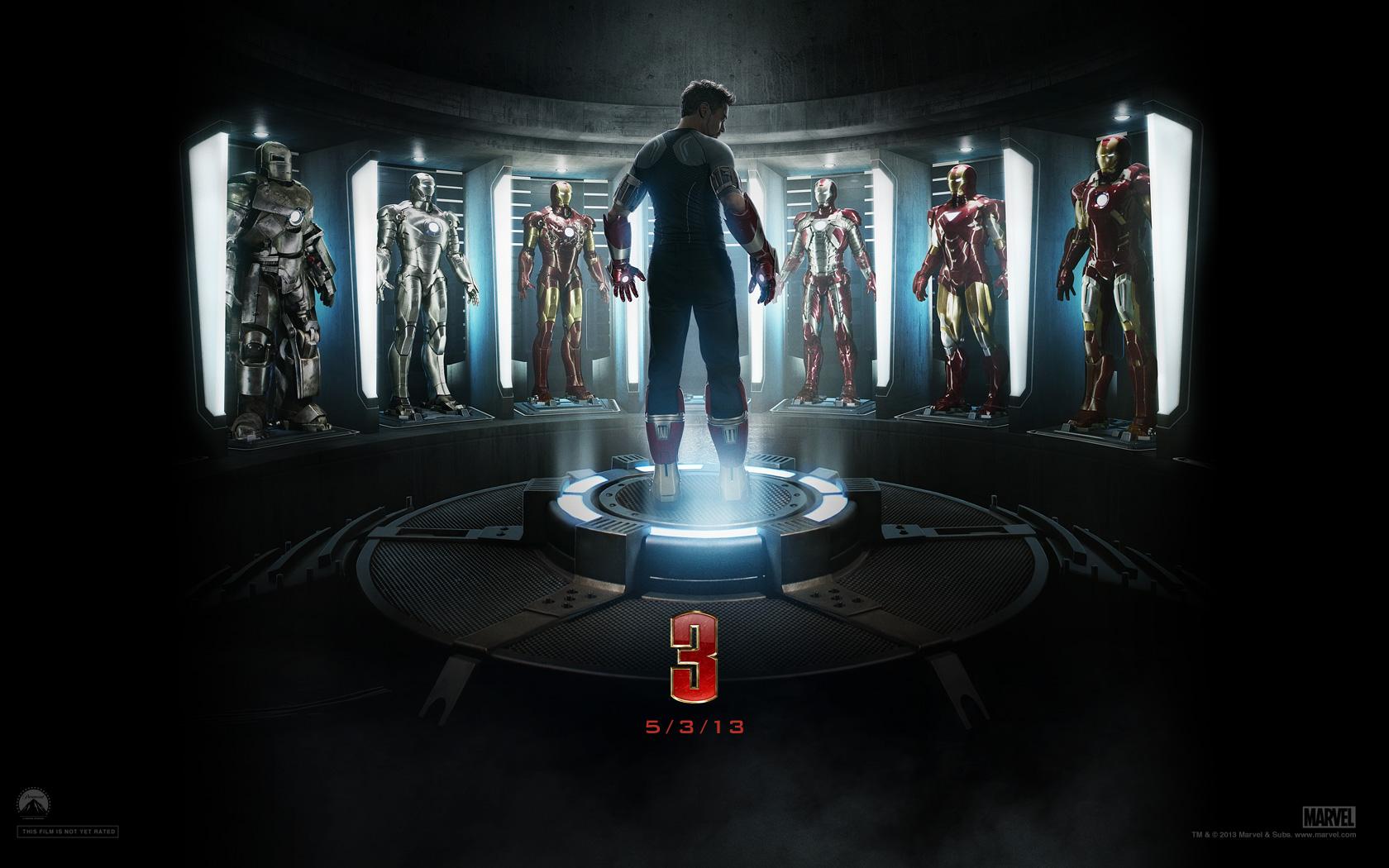 钢铁侠动态主题_壁纸图片|Iron Man 3(钢铁侠官方全套壁纸)高清版-东坡下载