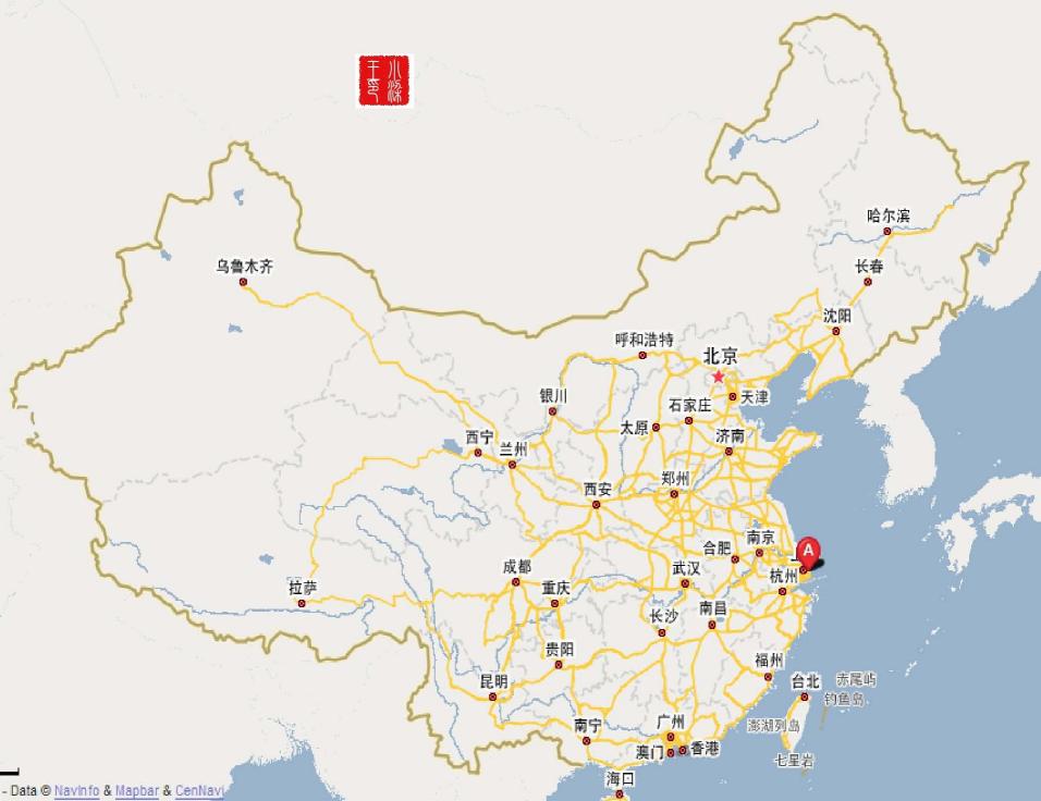中国地图高清版大图|中国地图及各省地图全图
