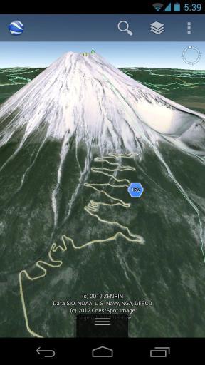 谷歌地球手机版(earth) 8.0.0.23.5 安卓版