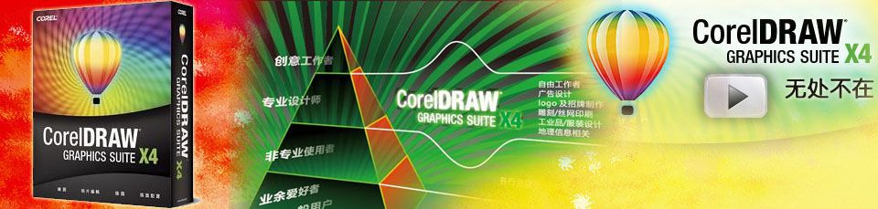 cdrx4软件下载