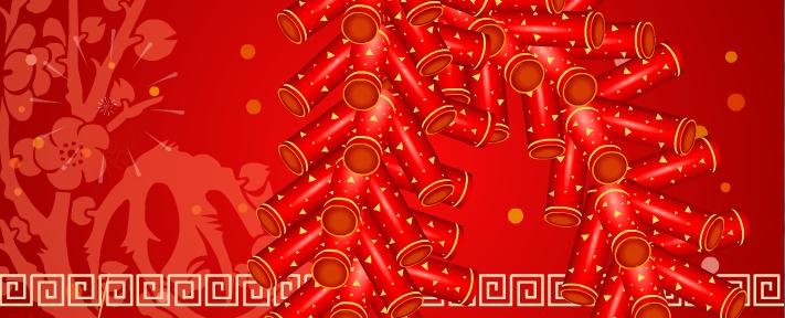 喜庆的春节动画鞭炮flash动画素材含源文件免费下载