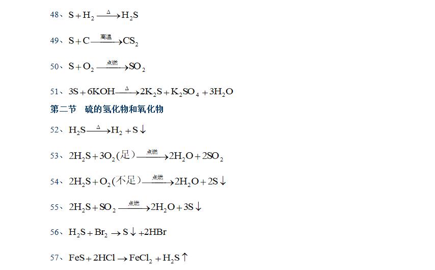 高中化学方程式大全附带v大全高中|高中化学方招生政策原理河北香河图片