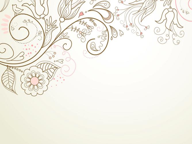 花纹ppt 模板 欧美 古典 纹理图片动态 ppt 模板免费