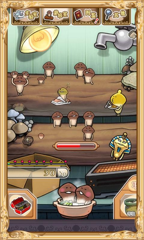 蘑菇实验室