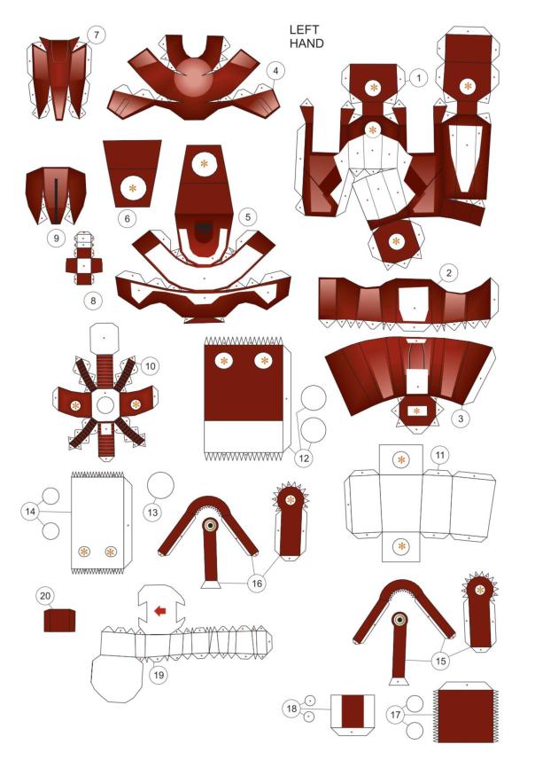 纸模模型下载|格式侠纸钢铁图纸pdf图纸图纸免土建高清zj