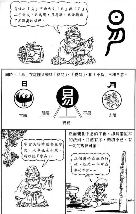 漫画易经下载 漫画易经pdf格式免费版