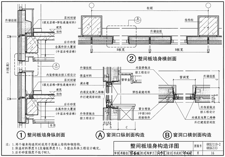 工资建筑标准设计图集|08SG333/08SJ110-2预设计热国家图片
