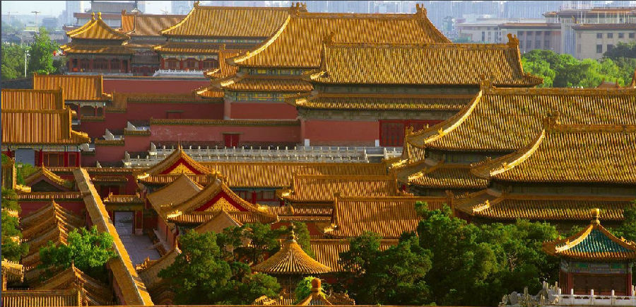 故宫平面图高清大图|北京故宫旅游地图+平面图jpg
