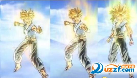 龙珠超短发2超1超2改变图片mod青宇宙头发棕色发型图片