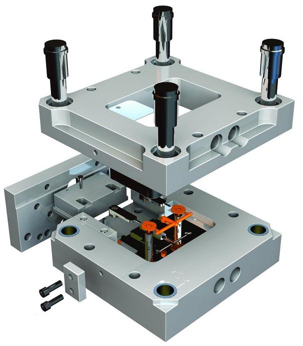 塑胶模具设计软件(3DQuickMold)201464位湖南网站设计图片