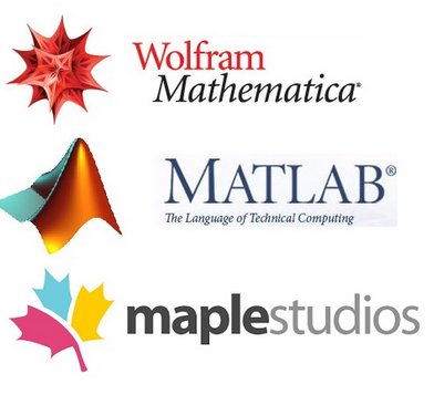 maple matlab mathematica三大数学软件对比