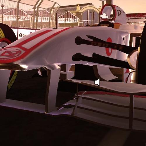 VR赛车游戏(Circuit Valencia)