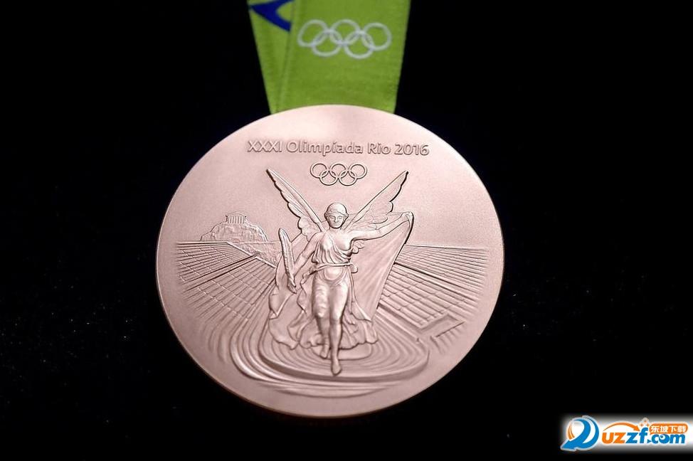 2016年里约奥运会奖牌设计doc格式免费下载